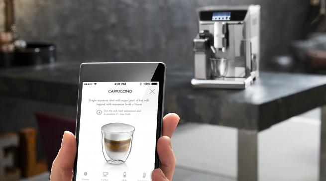 Kaffeevollautomat PrimaDonna Elite von De'Longhi