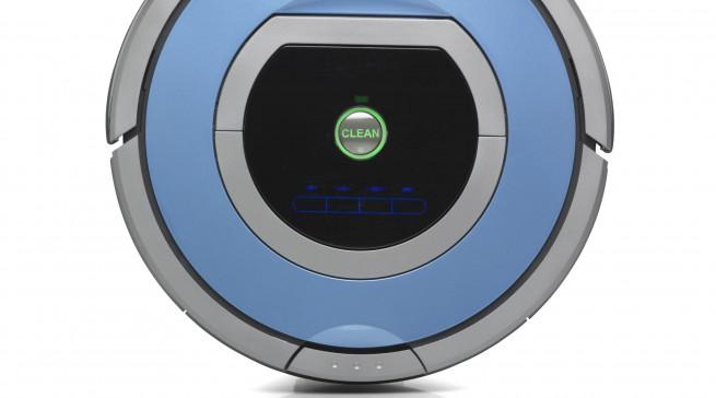 Der leistungsstarke Staubsaug-Roboter iRobot Roomba ist in der achten Technologiegeneration erhältlich.