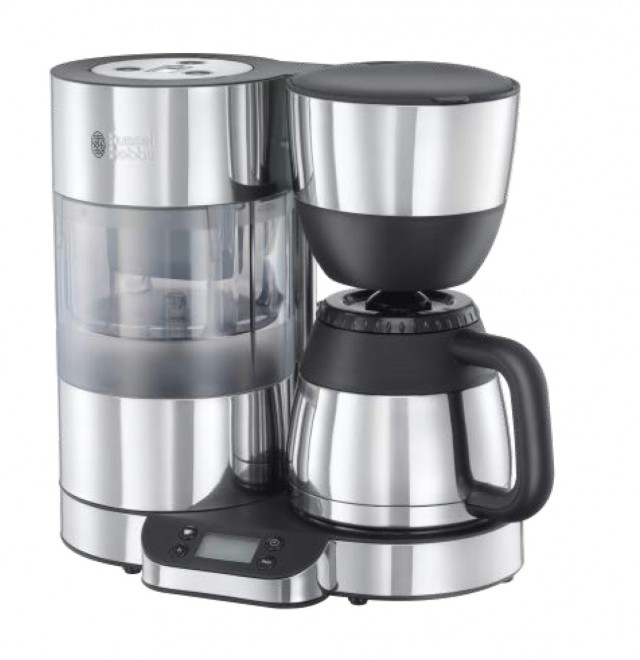 Die Russell Hobbs Kaffemaschine Clarity 20771-56 mit ThermoKanne