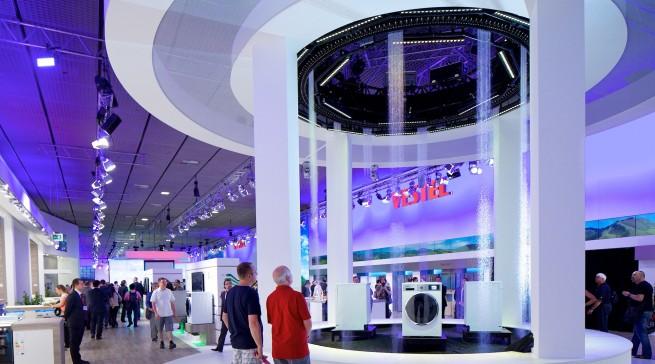 Vestel stellt in Halle 8.2 Smart Home-Lösungen in den Mittelpunkt des Messe-Auftritts. (Foto von der IFA 2014).