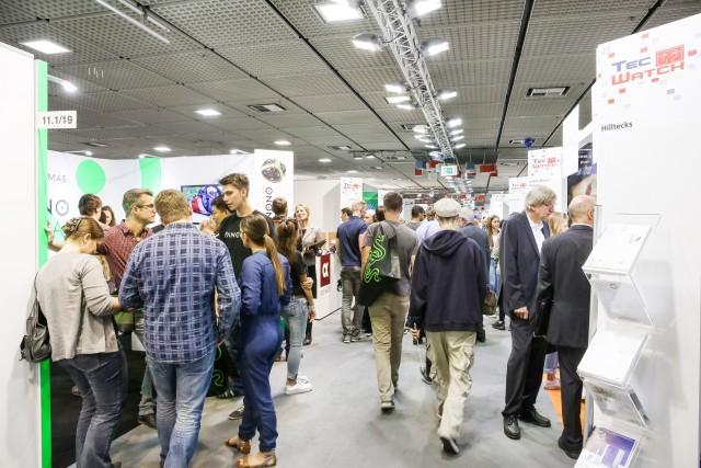 43 Startups zeigten in der TecWatch-Halle 11.1 während der IFA 2015 kreative Ideen jenseits des Mainstreams.