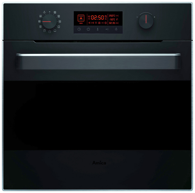 Amica backofen in eb 63511 s einbaubackofen cool door 3 for Amica backofen
