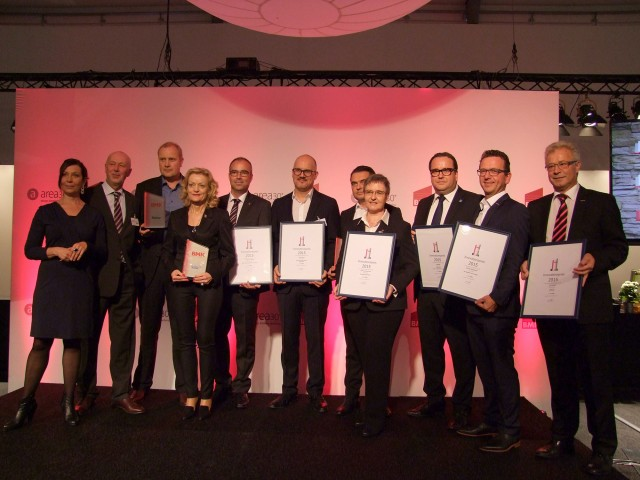 BMK-Innovationspreis Gewinner 2015