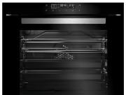 Beko Backofen BIR35401XMS mit PizzaPro-Funktion.