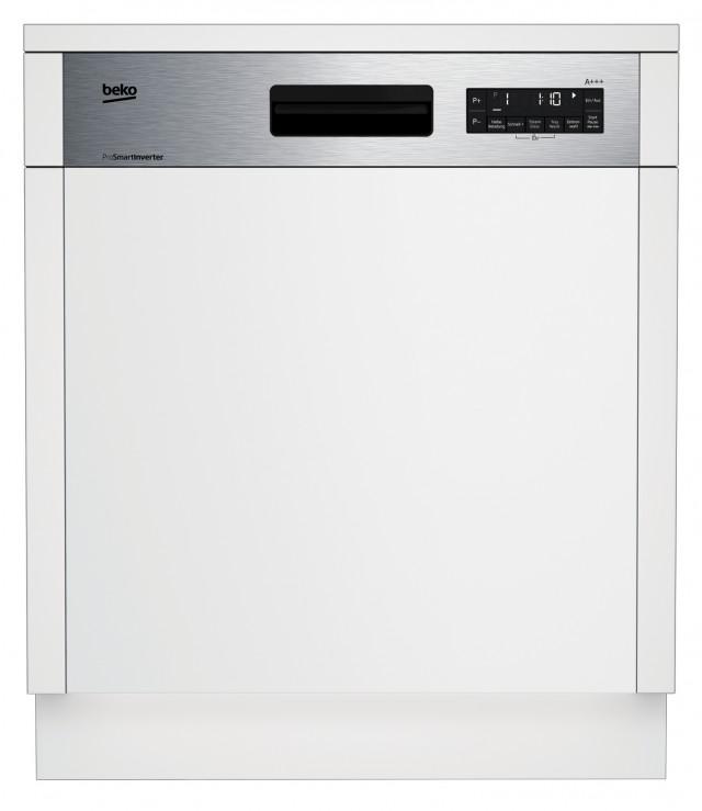 Beko Geschirrspüler DSN28330X in der Energieeffizienzklasse A+++.