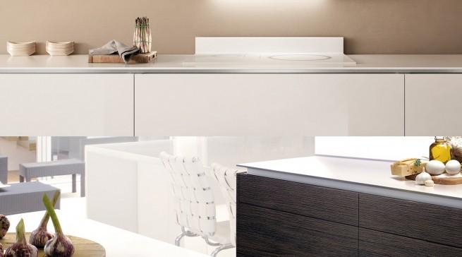 Elegantes italienisches Design für die Küche liefert Elica.