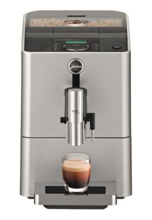 jura ena micro 90 kaffeevollautomat leistungsf hig. Black Bedroom Furniture Sets. Home Design Ideas