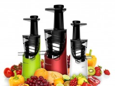 Jupiter Entsafter Juicepresso plus mit Smart Extraction.