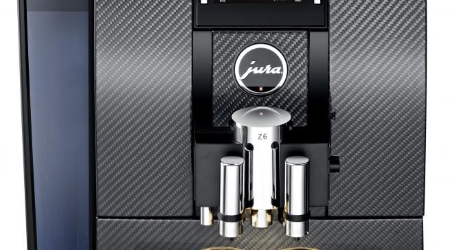 Perfekter Auftritt: Die Jura Z6 Carbon