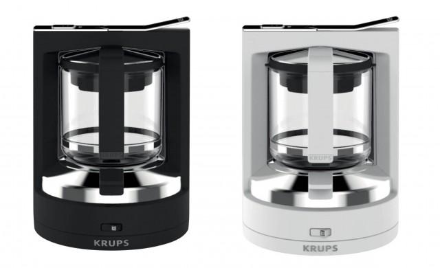 Krups Kaffeemaschine T8.2 ist eine Filterkaffeemaschine.