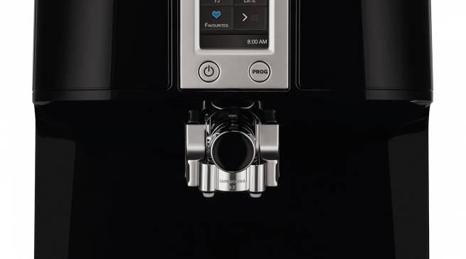 Der Krups Kaffeevollautomat Espresso Master EA 8808 ist mit der 2 in 1 Touch Cappuccino-Funktion ausgestattet.
