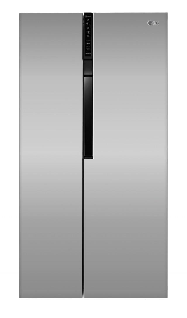 LG Kühlschrank GS 9366 PZQZB mit 626 Liter Nutzinhalt.
