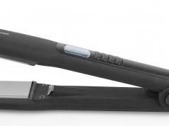 Petra Haarglätter Pro HG 70.07 Black Edition mit keramischer Beschichtung.
