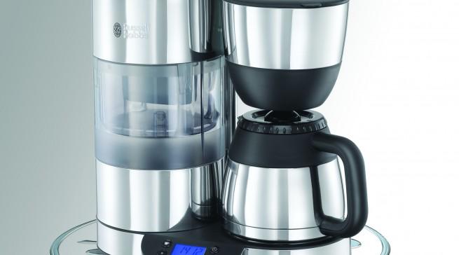 Die Kaffeemaschine aus der Claritiy-Range von Russell Hobbs