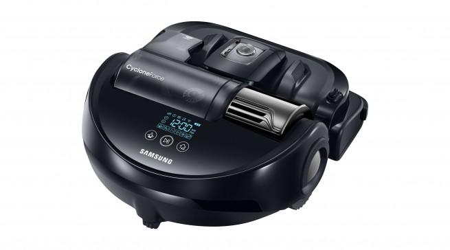 Voller Spitzentechnologie: Der Saugroboter VR9200J von Samsung