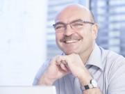 Die Begeisterung der Händer machen für Telering-Geschäftsführer Franz Schnur die Messe-Strapatzen wieder wett.