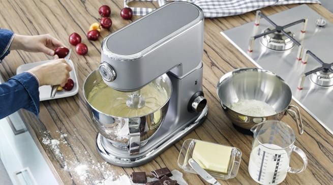 WMF verspricht sich viel von der neuen Küchenmaschine Profi Plus.
