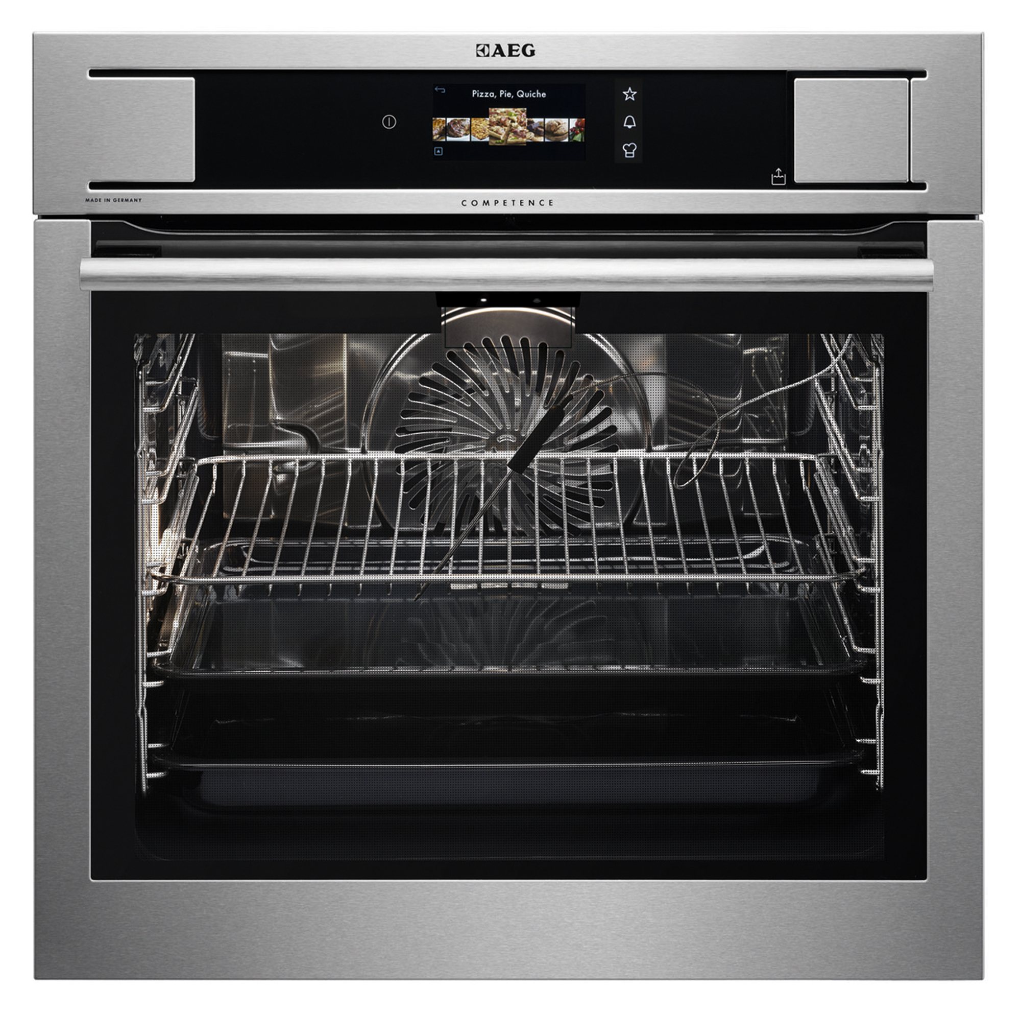 AEG Backofen ProCombi Plus Smart – CookViewKamera, My AEG App