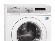 AEG Waschmaschine FL Pflege+ Edition mit OptiSense.