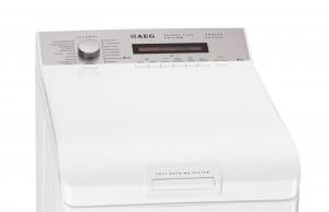 AEG Waschmaschine TL Pflege+ Edition ist ein Toplader.