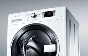 Bauknecht Waschtrockner für 1 kg Waschen und 7 kg Trocknen.