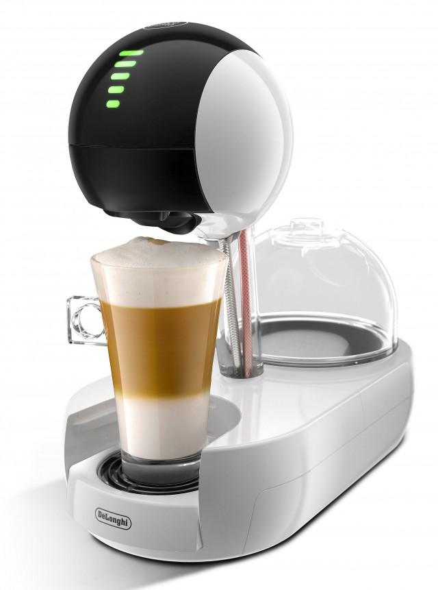 De'Longhi Nescafé Kaffeemaschine Dolce Gusto Stelia EDG635 ist eine Kapselmaschine.