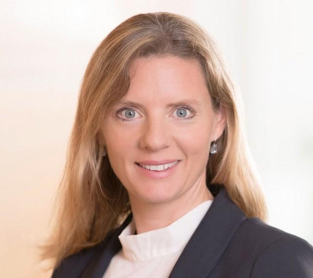 Freut sich mit der Beurer-Familie über die Auszeichnung: Marketingleiterin Kerstin Glanzer.