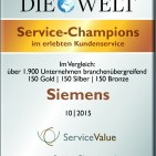 Service-Champions Siemens