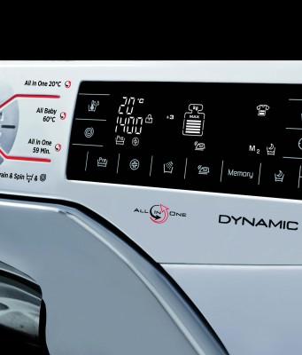 Hoover Waschmaschine DynamicMega