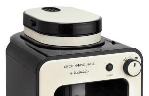 Kalorik Kaffeemaschine TKG CCG 1001 KTO für Filterkaffee und Bohnen.