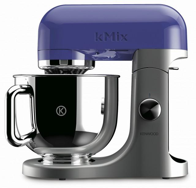 Kenwood Küchenmaschine KMX50 mit 3-teiligem Patisserie-Set.