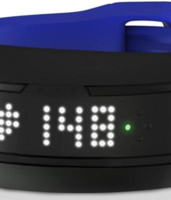 Medisana Pulssportarmband Mio Fuse als Aktivitäts-Tracker.