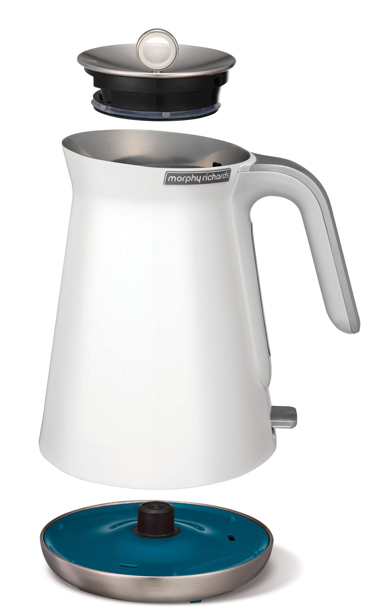 Morphy Richards Wasserkocher : morphy richards wasserkocher aspect mit kalkfilter ist aus metall ~ Watch28wear.com Haus und Dekorationen