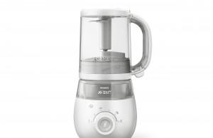 Der Philips Avent 4-in-1-Babynahrungszubereiter