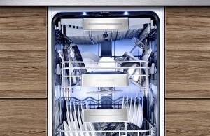 Siemens Geschirrspüler iQ500 SR76T198EU ein vollintegrierbares Gerät.