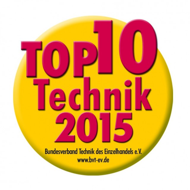 Top10 Techniklabel 2015