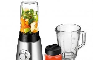 Unold Mixer Smoothie to go mit 2 Kunststoffflaschen.