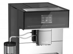 Kaffeevollautomat CM7500 in idanschwarz/Chrom