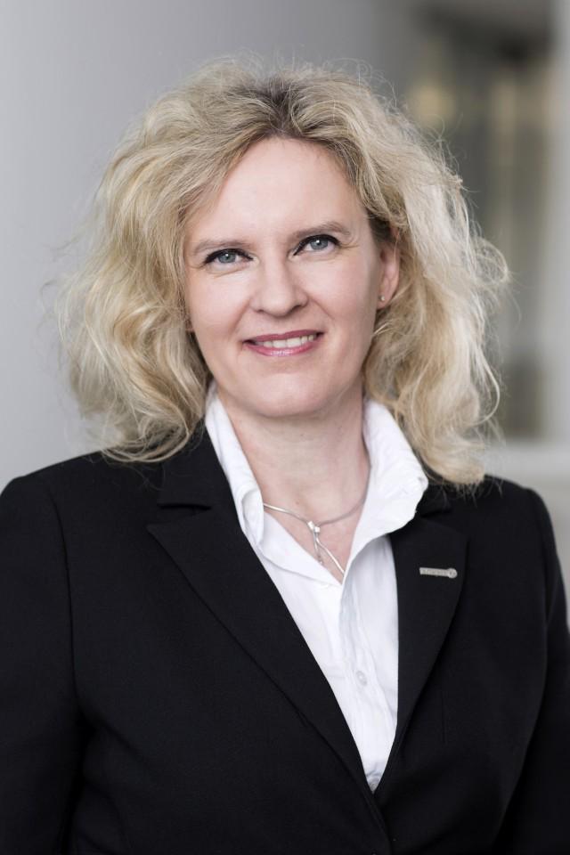 Bringt Theorie und Praxis unter einen Hut: Beate Giesemann, expert Akademie Gruppenleiterin für Personal- und Organisationsentwicklung.