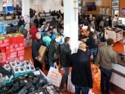 Expansion unweit am Firmensitz: notebooksbilliger.de hat nach den stationären Filialen in München und Düsseldorf sein drittes Ladenlokal in Hannover eröffnet.