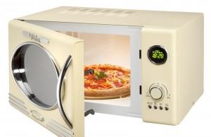 Kalorik Mikrowelle SC MW 2500 DG mit Grillfunktion.