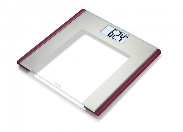 Glaswaage GS 170 (Design Ruby) von Beurer.