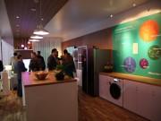 Hisense zeigte in Las Vegas innovative Technik für ein intelligent vernetztes Zuhause.