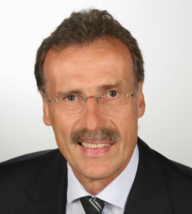 Geht jetzt in den Ruhestand: Udo Lübke