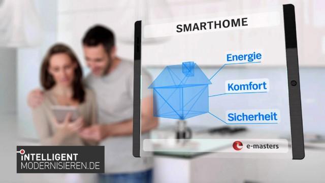 """Die TV-Spots sollen 30 Millionen Verbraucher erreichen: """"intelligent modernisieren""""."""