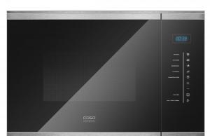 Caso Mikrowelle EMGS 25 Premium auch als Einbaumikrowelle zu verwenden.