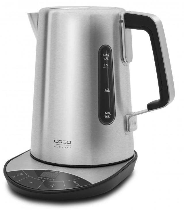 Caso Wasserkocher WK2500 auch für Tee und Babynahrung.