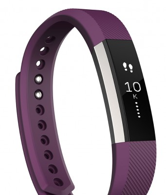 Fitbit Fitness-Armband Alta mit Gesundheits- und Fitness-Features.