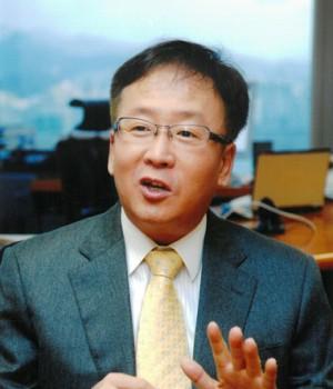 Wayne Park verantwortet als CEO von Ratingen aus die Geschicke von LG in Deutschland und Europa