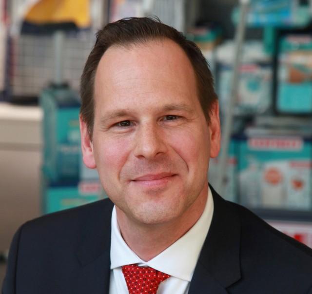 Neu in Nassau: Christoph von Oertzen ist seit dem 1. Januar als Sales Director D/A/CH, USA, Asien und e-commerce bei der Leifheit AG tätig.